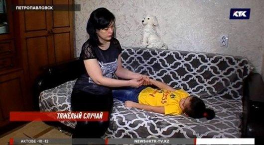 ЧП в Петропавловске: 8-летняя девочка сломала позвоночник в спортивном центре
