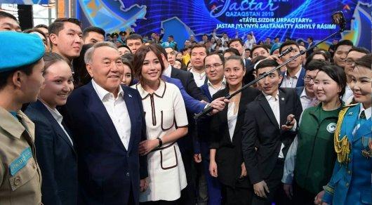 Будущее Казахстана, я уверен, в надежных руках, - Нурсултан Назарбаев