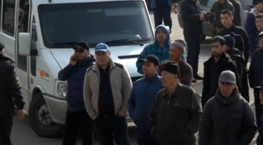 Спецоперация в Шымкенте: задержаны 28 человек