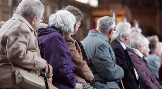 ВИталии снижен пенсионный возраст