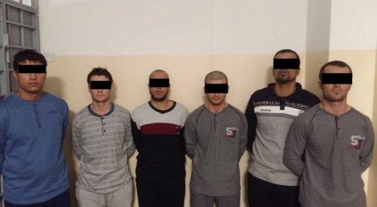 В КНБ прокомментировали задержание подозреваемых в подготовке терактов