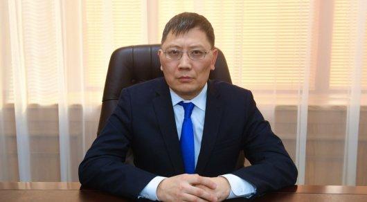 Жигер Калиев, руководитель аппарата акима города Алматы