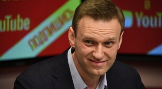 НаТНТ пошутили, что наПервом канале «запрещено» произносить фамилию Навального