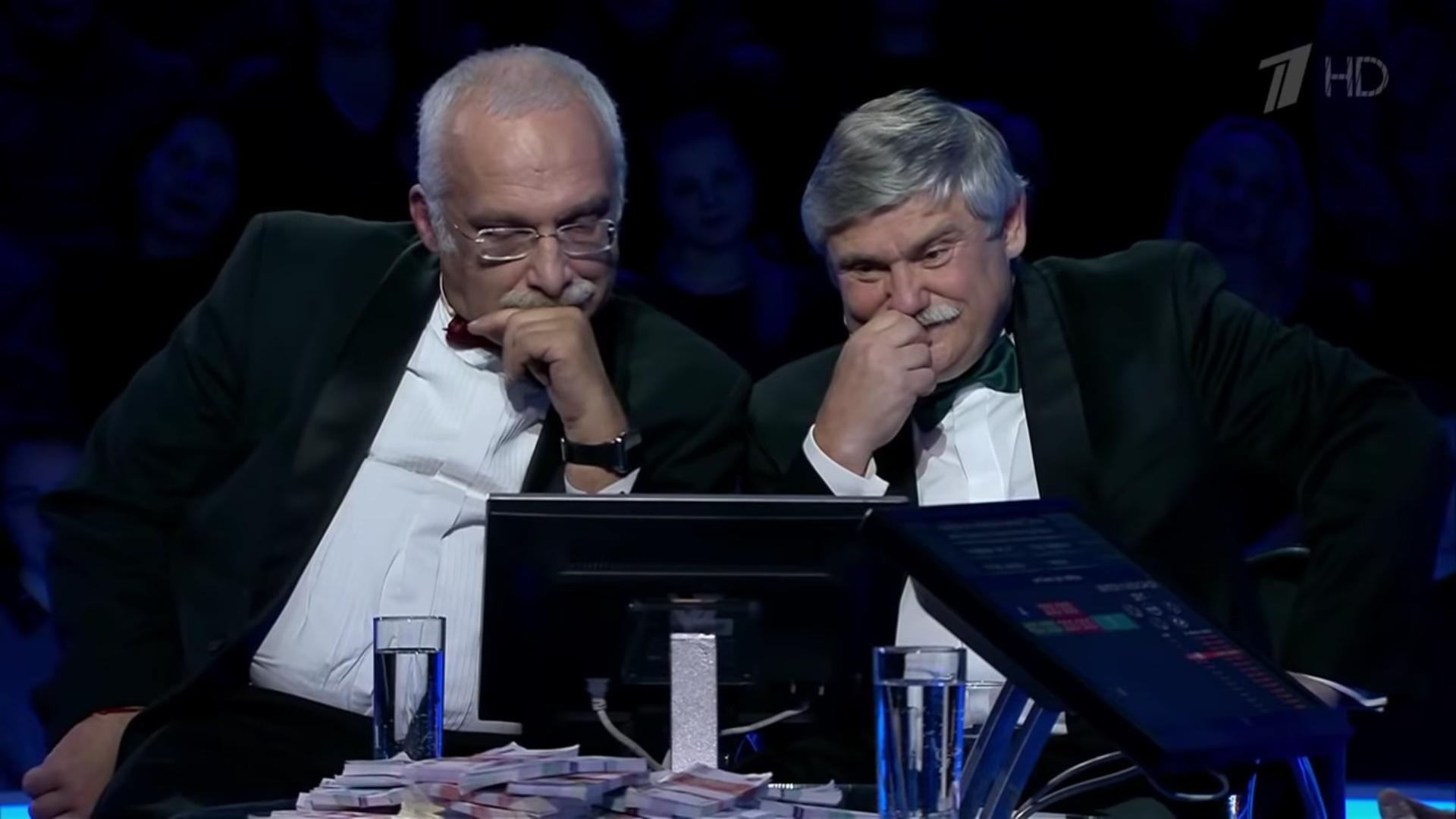 """Александру Друзю могли слить вопросы для шоу """"Кто хочет стать миллионером?"""""""