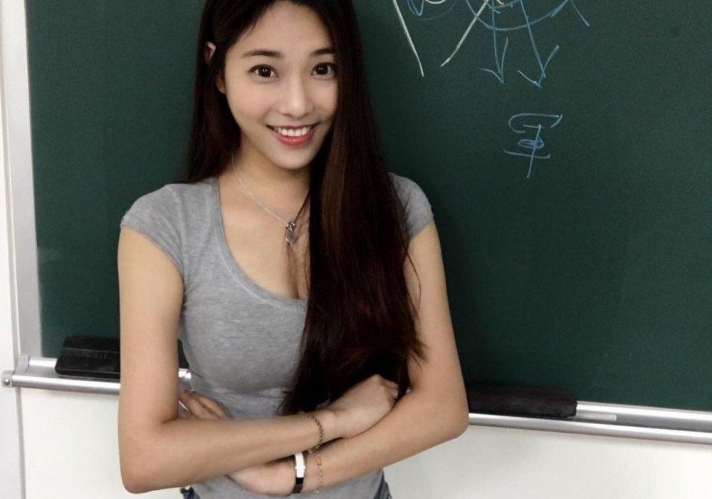Молодая Учителка