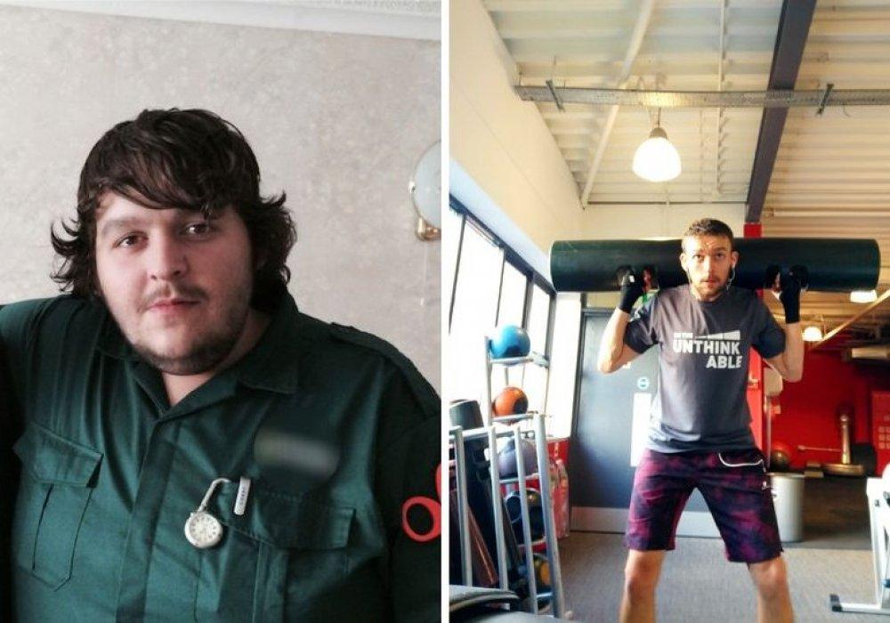 вес 150 кг мужчина как похудеть
