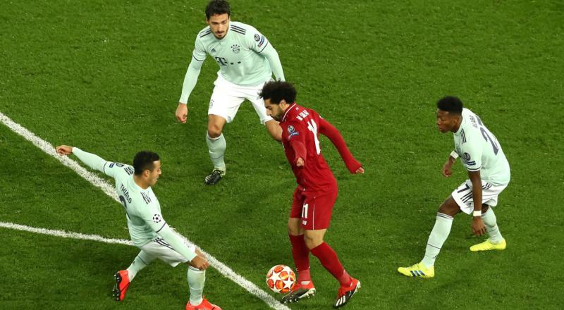 Два матча Лиги чемпионов завершились нулями на табло