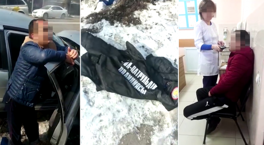 Полицейский, устроивший ДТП в Алматы, был пьян - МВД