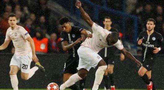 Манчестер юнайтед порту вторая игра