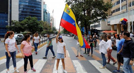Министр финансов США ввёл санкции против русского банка из-за Венесуэлы