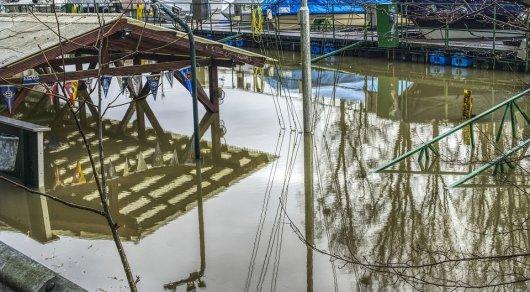 В Индонезии из-за наводнений погибли 42 человека