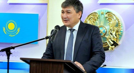 Ерлан Баттаков назначен управляющим делами президента Казахстана