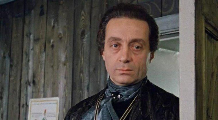 Скончался известный артист, сыгравший графа Калиостро в кинофильме Формула слабости