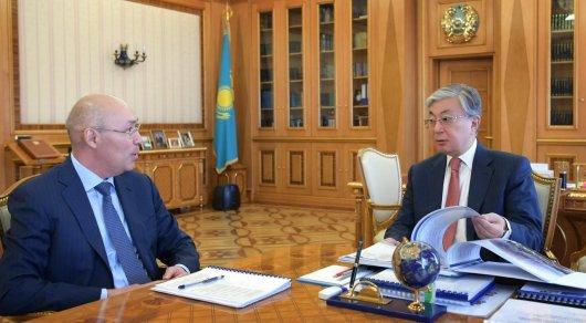 Усилить работу по привлечению иностранного капитала поручил Келимбетову глава государства