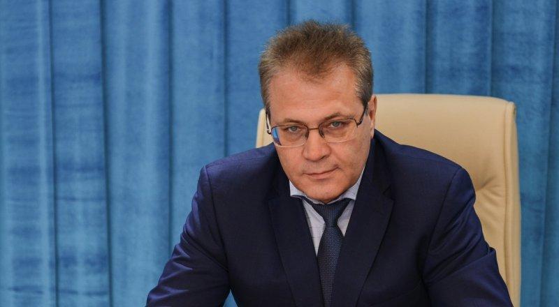 Андрей Лукин освобожден от должности