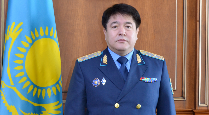 Булат Дембаев назначен заместителем генпрокурора