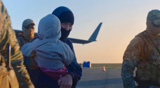 156 казахстанских детей эвакуированы из Сирии (ВИДЕО)