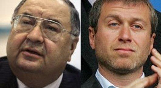 Трое граждан России  вошли втоп-10 богатейших людей Англии