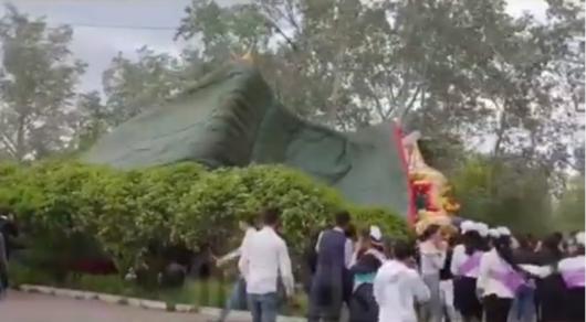 Гибель ребенка на батуте в Караганде: уволен руководитель управления парками