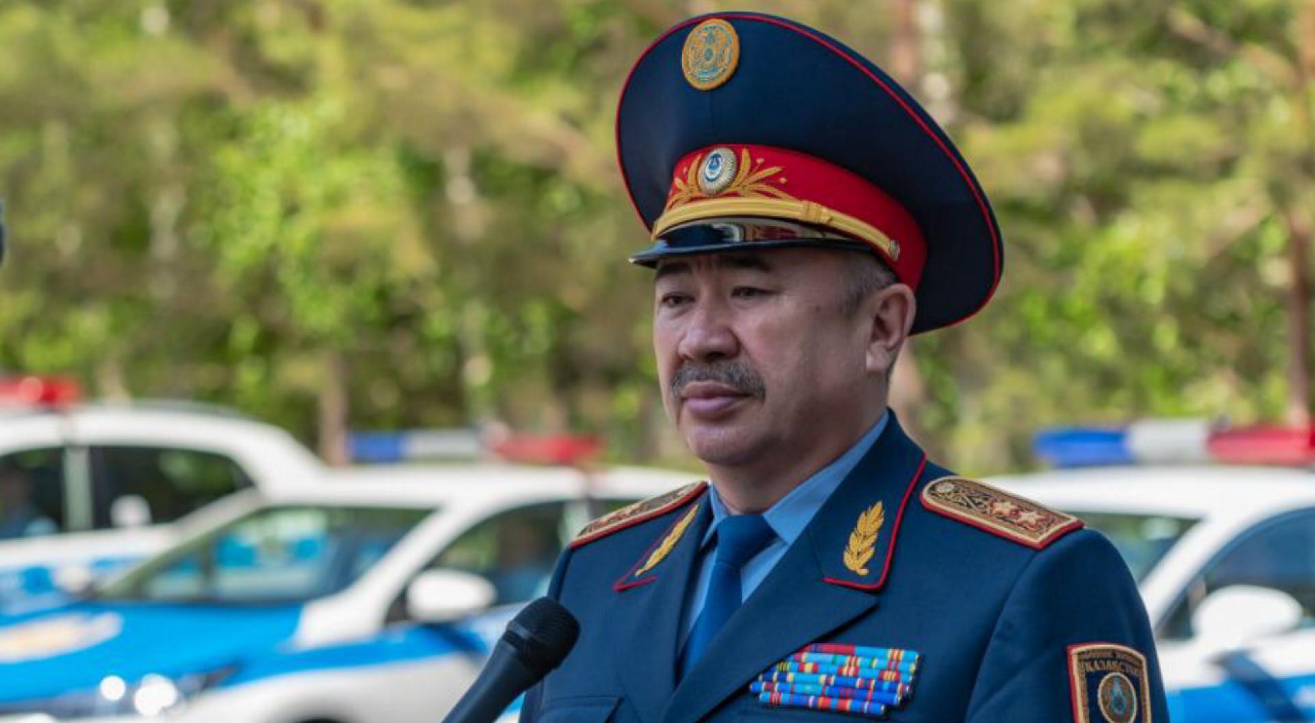 Из предложений казахстанцев по реформе МВД мы выбрали 28 основных направлений, - министр Тургумбаев