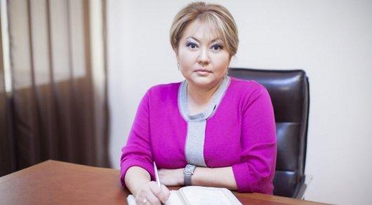 Вице-министр Эльмира Суханбердиева кінәсін мойындады