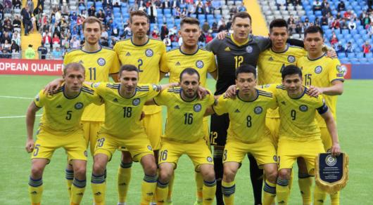 Украина поднялась натри позиции врейтинге ФИФА