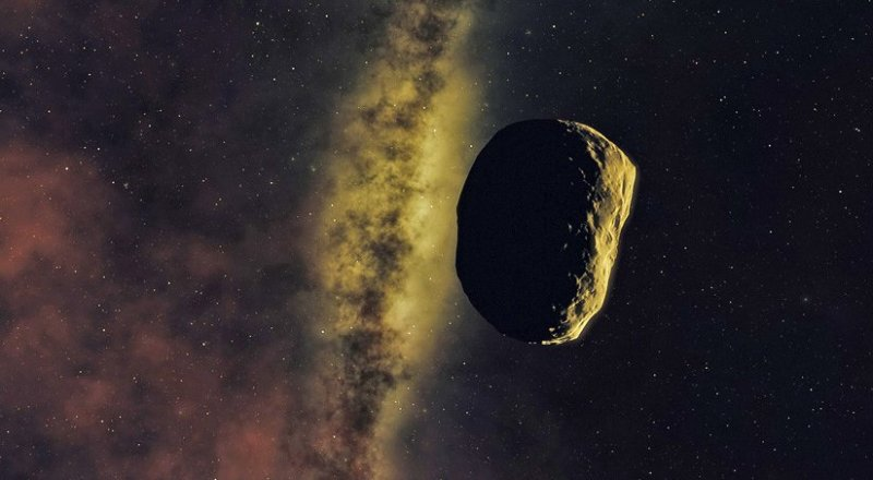 Золотой астероид может сделать всех жителей Земли