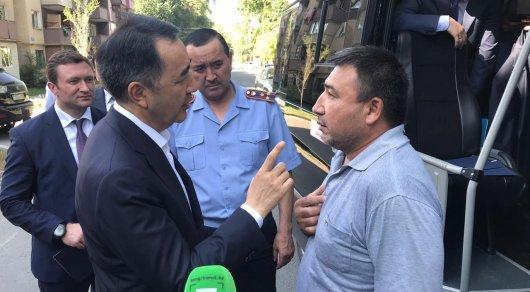 Сагинтаев: Зачистить проспект Сейфуллина от проституток