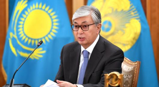 Токаев: Сегодня мы открываем новую главу нашей истории