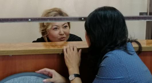 Вице-министру Суханбердиевой вынесли приговор