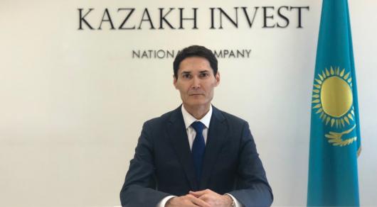 Бауржан Сартбаев назначен главой Kazakh Invest
