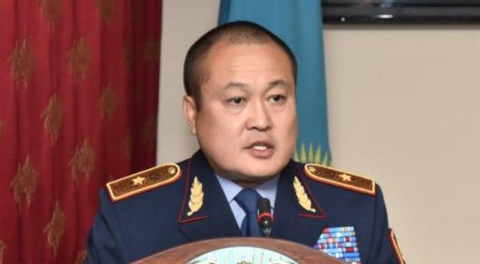 """""""На любой стрелке обосную"""": Уволенный генерал Абисатов извинился за скандальную аудиозапись"""