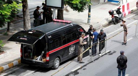 ВБангкоке произошла серия взрывов. СМИ докладывают о 6-ти бомбах