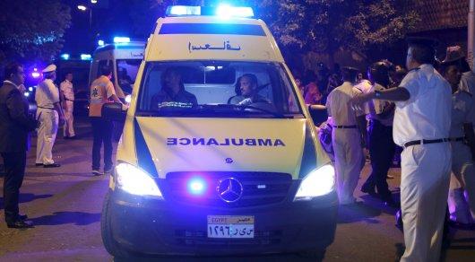 Президент Египта признал взрыв встолице терактом