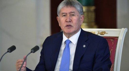 ВКиргизии прекратил вещание телеканал «Апрель», который принадлежит бывшему президенту Атамбаеву