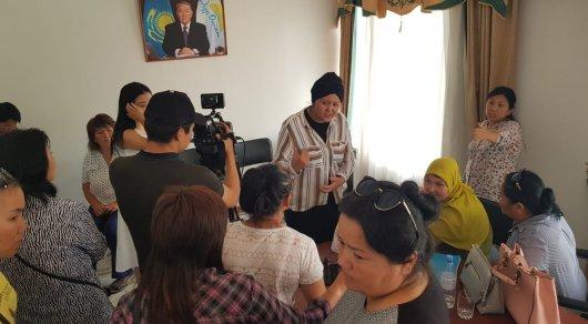 Многодетные матери собрались в Талдыкоргане —
