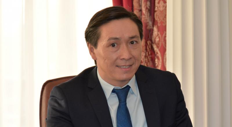 Асхат Кайнарбеков возглавил Комитет лесного хозяйства
