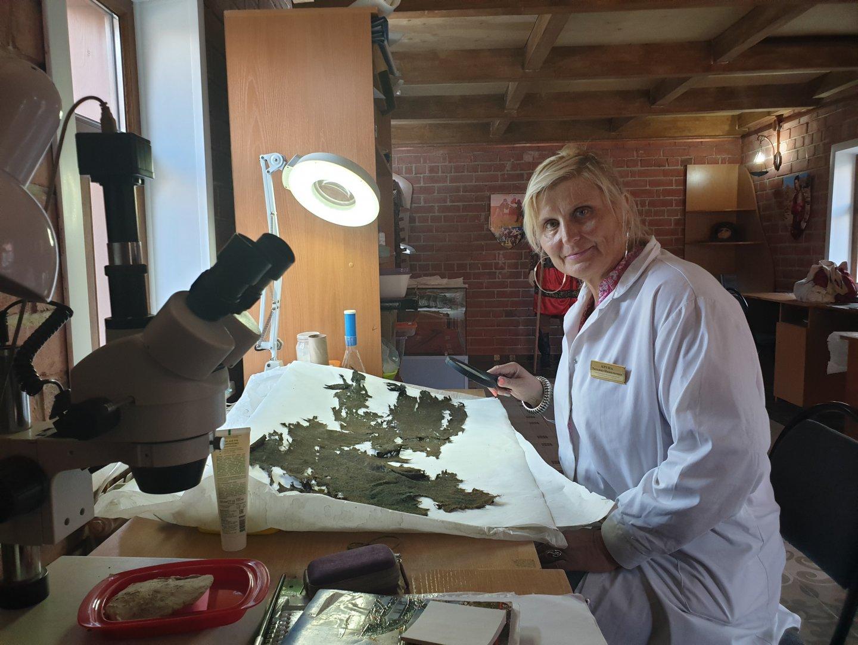 Археолог из Украины разгадала секрет артефакта времен Золотой Орды