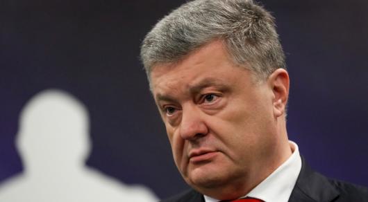 Порошенко не пришел на допрос по делу о захвате власти — Пётр Порошенко. Фото ©REUTERS