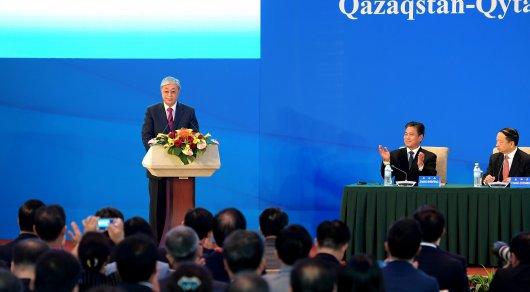Токаев пригласил китайских инвесторов — Фото:akorda.kz