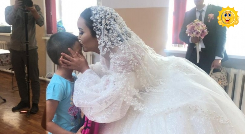 плачущая невеста