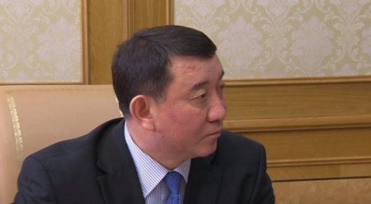 Назначен заместитель главы КНБ