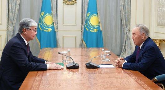Указ о согласованиях с Назарбаевым прокомментировал пресс-секретарь Токаева