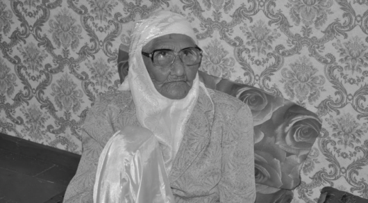 Умерла старейшая жительница планеты Танзиля Бисембеева - Танзиля Бисембеева. Фото с сайта astravolga.ru