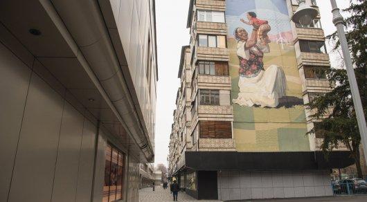 Балконы в Алматы будут переделывать по дизайн-коду - Фото ©Турар Казангапов