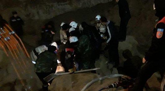 Названа предварительная причина ЧП в Шымкенте - Фото пресс-службы КЧС МВД