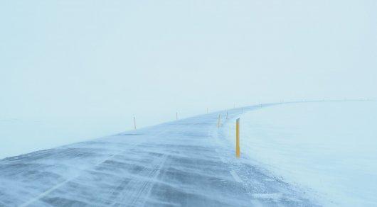 В нескольких областях перекрыты трассы и объявлено штормовое предупреждение — Иллюстративное фото Pixabay.com