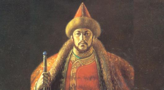 Смерть Абулхаира: за что убили хана Младшего жуза? — Абулхаир-хан. Фото:e-history.kz