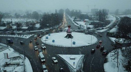 Сколько потратят на развязку на аэропортовском кольце Алматы