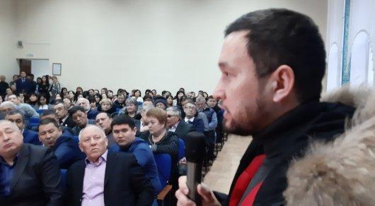 Противники и сторонники возведения моста в Уральске представили свои аргументы — © Tengrinews.kz